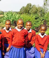 <pre>Sponsor 1 Year of Education for a Tanzanian Girl</pre>