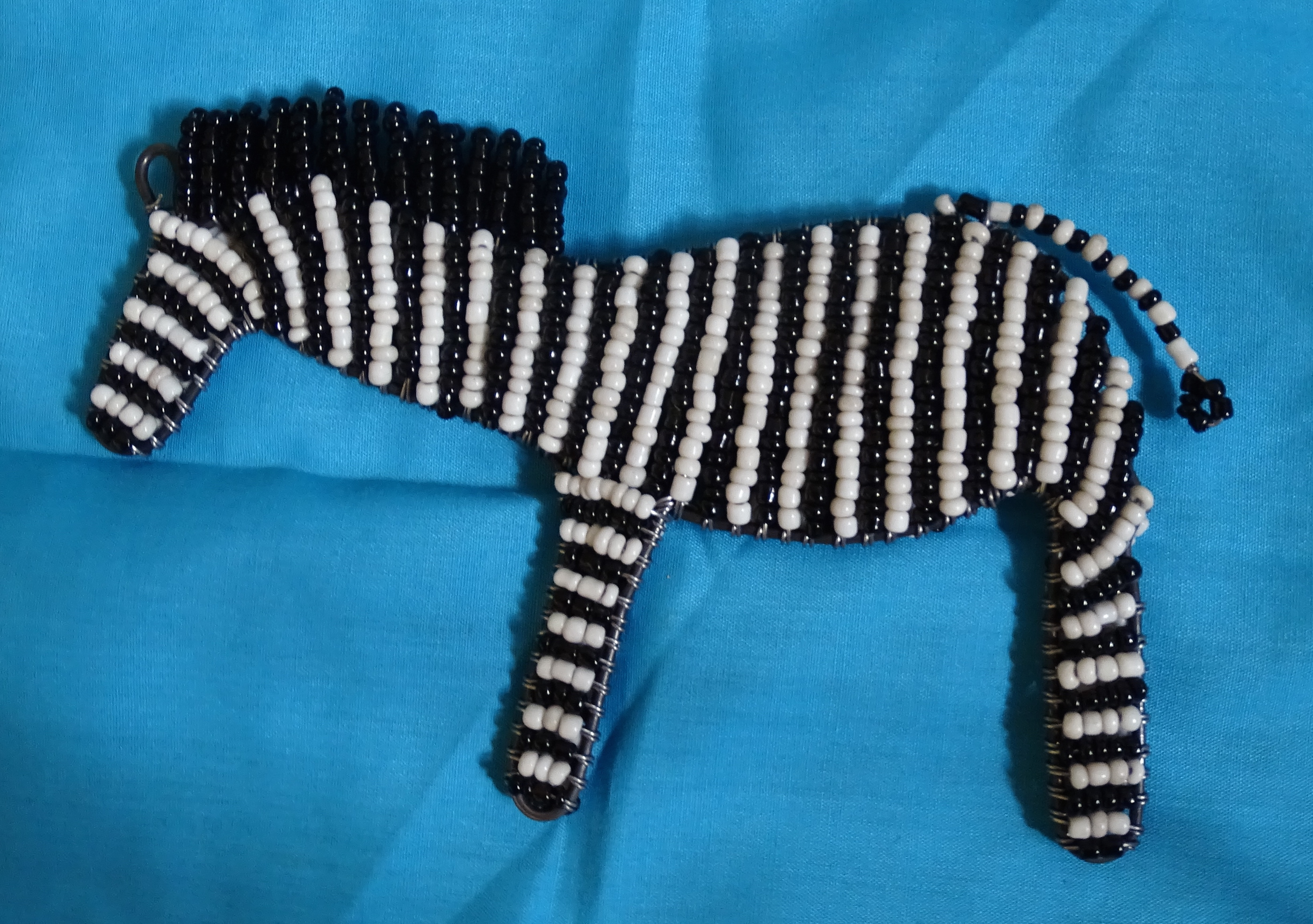 Product Image for Zebra Ornament