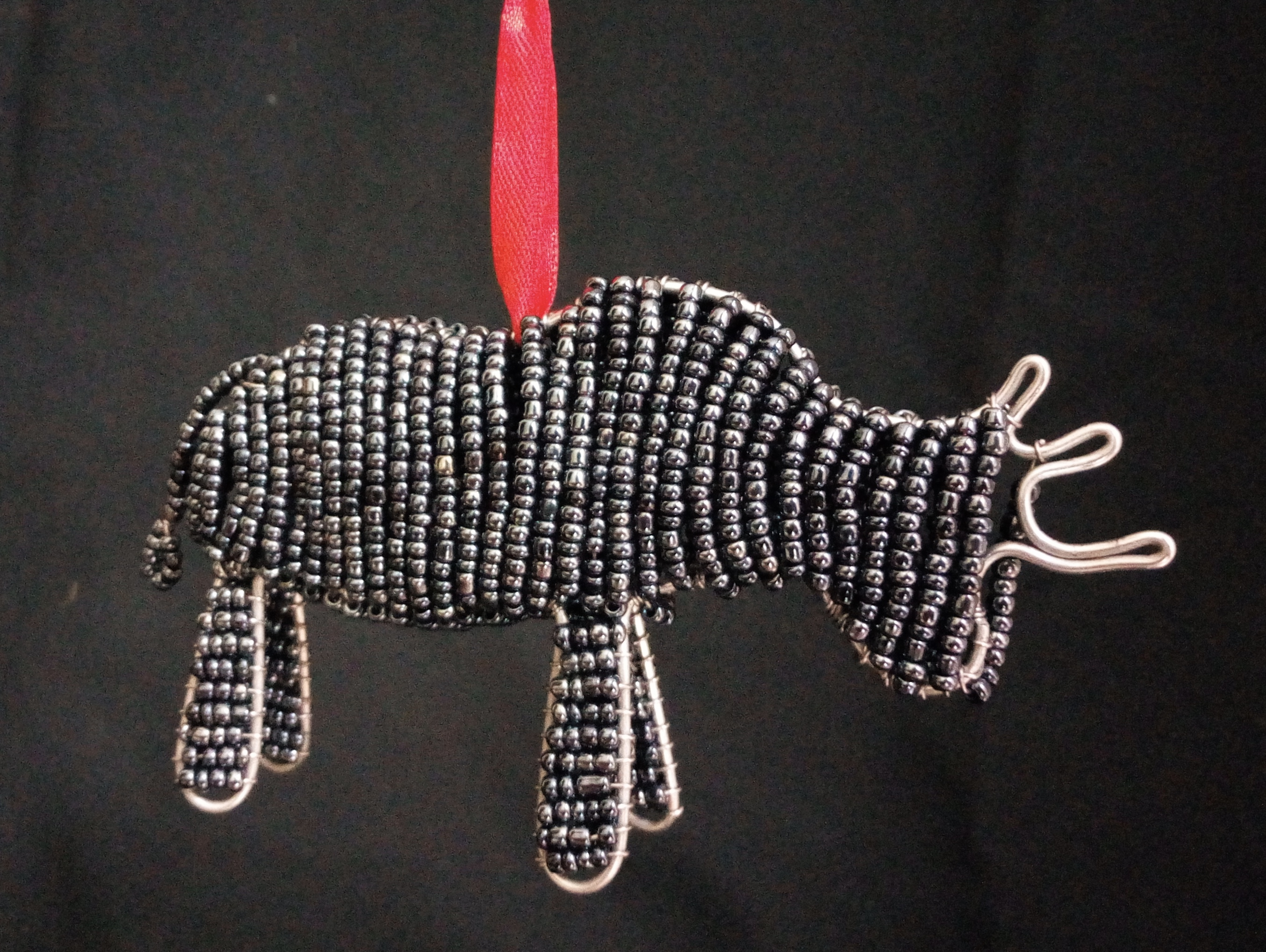 Product Image for Rhino Ornament